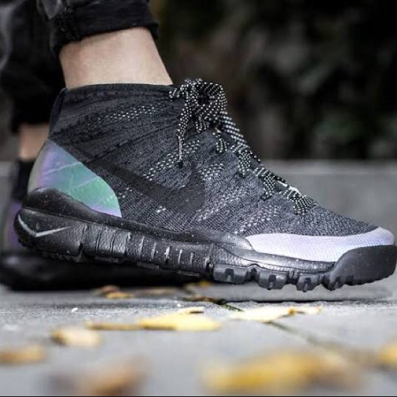vast selection great quality factory outlet Nike Flyknit Chukka Defender (limited edition)